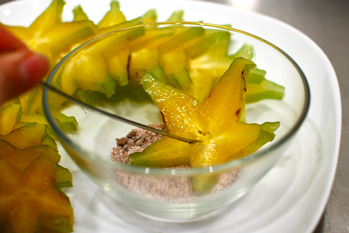Starfruit Dip