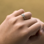 Melody Fury's Engagement Ring