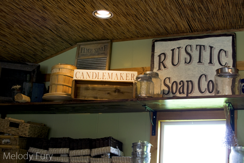 Rustic Soap Company by Melody Fury