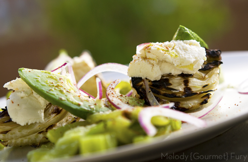 Hatch Green Chile Pepper Salad by Melody Gourmet Fury