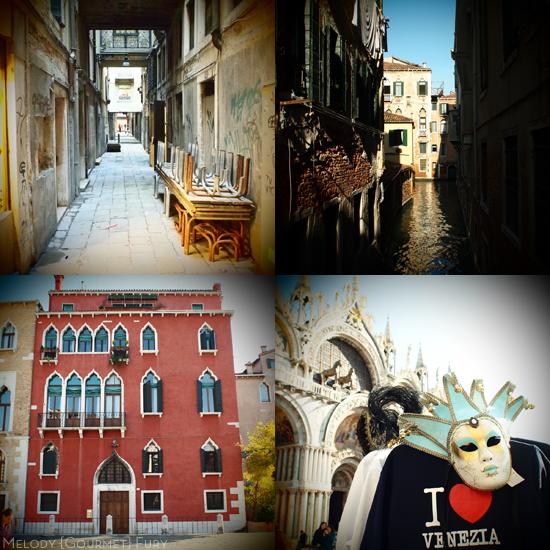 landscapes of Venezia Venice Italy by Melody Gourmet Fury