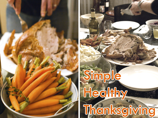 Simple Thanksgiving by Melody Gourmet Fury