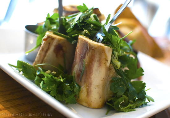 Bone Marrow at Parkside  in Austin, Texas by Melody Gourmet Fury