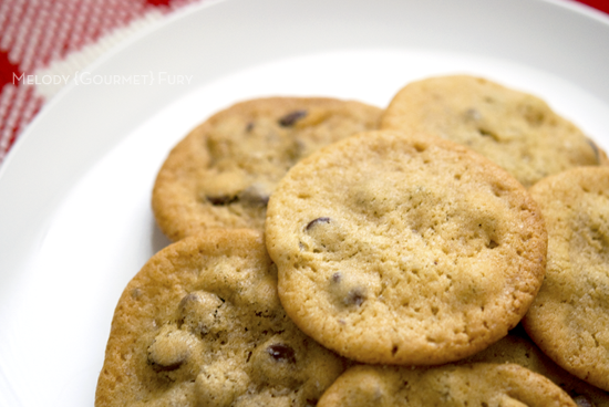 The Perfect, Fool Proof Recipe for the Best Chocolate Chip Cookies by Melody Gourmet Fury