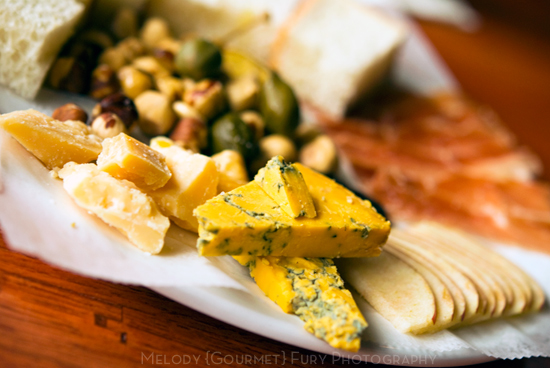 Cheese and Charcuterie Plate at Anvil in Houston TX by Melody Fury Photography. Food, Drink, Restaurant Photographer and Writer in Vancouver BC and Austin TX