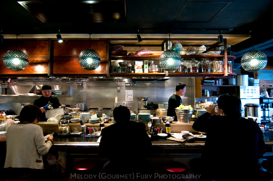 The kitchen at Chomoranma in Tokyo near Ebisu station by Melody Fury Photography. Food, Drink, Restaurant Photographer and Writer in Vancouver BC and Austin TX