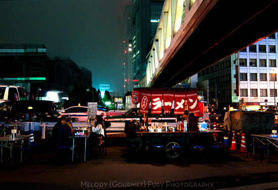 Late Night Ramen and Oden Cart at Shinjuku Station Tokyo by Melody Fury Photography. Food, Drink, Restaurant Photographer and Writer in Vancouver BC and Austin TX