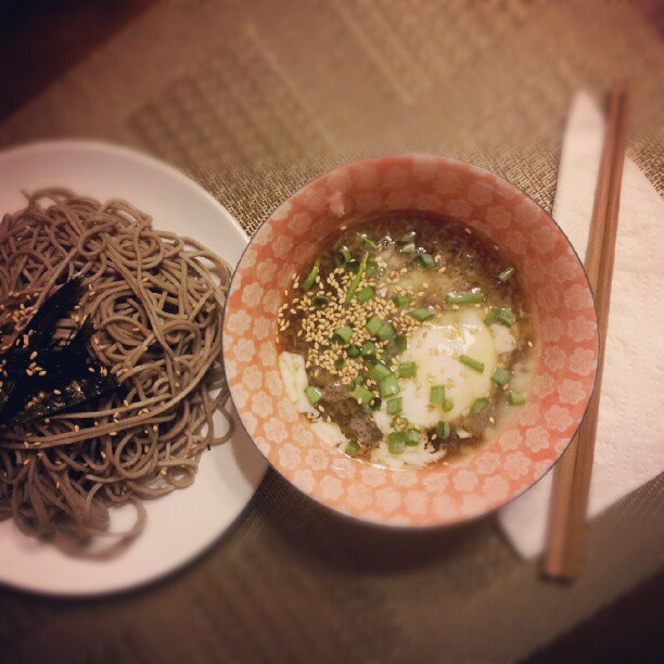 Homemade zaru soba by Melody Fury | Food, Drink, Restaurant Photographer and Writer in Vancouver BC and Austin TX