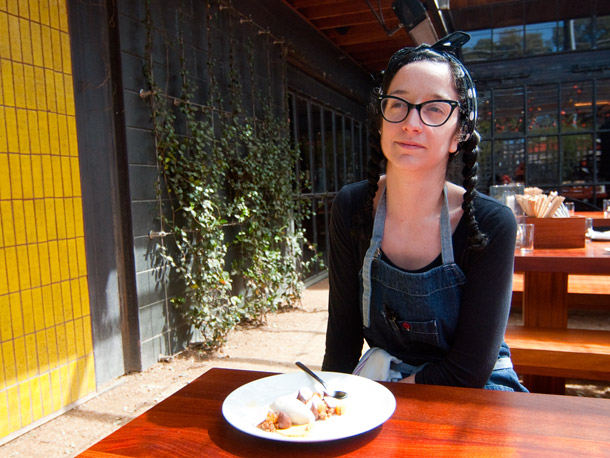 Sway and La Condesa Pastry Chef Laura Sawicki in Austin Texas by Melody Fury | Food, Drink, Restaurant Photographer and Writer in Austin TX and Vancouver BC