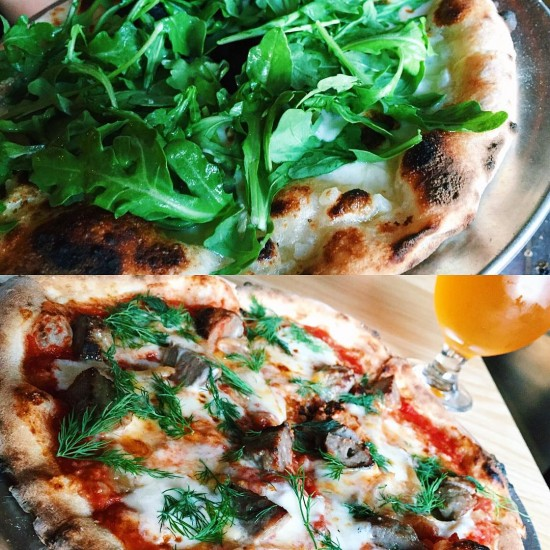 New Neapolitan and Roman Style Pizzerias in East Austin: Unit-D and ...