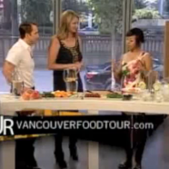 Vancouver Food Tour's TV Interview + Making Agua Frescas!