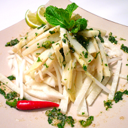 Smuggled Thai Bamboo Shoot Salad Recipe