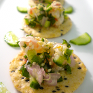 Thai Spot Prawn Ceviche Recipe [Video]
