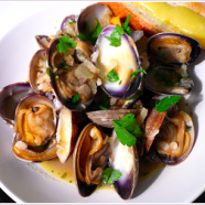 Bouchon's Clams Marinères with Soffritto Recipe