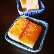 Quick and Easy Recipe: Chilled Miso Tofu Appetizer, It's Vegan Too!