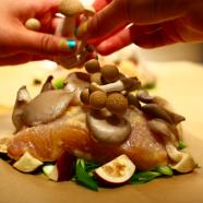Midweek Meal: Mushroom & Miso Cod en Papillote Recipe + Results