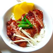 Honey Glazed Nam-Yu Chicken Recipe