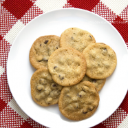 The Best Fool Proof Recipe for Perfect Chocolate Chip Cookies