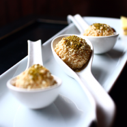 Sweet Potato Dessert Dumplings with Fennel Pollen Recipe
