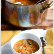 Pappa Di Pomodoro – Italian Bread and Tomato Soup Recipe