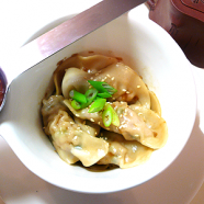 Tutorial: Mama Fury's Wontons Recipe